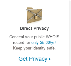 directnic domain registration